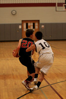 2012-01-13 Freshmen Boys Bball at Manheim Central