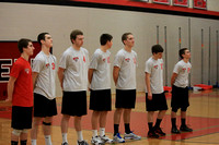 2013-04-04 Var Boys Volleyball Cedar Crest