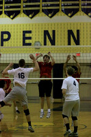 2013-04-11 JV Boys Volleyball Penn Manor
