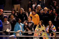 11-20 Cheer & Crowd at FB Playoffs win over Township