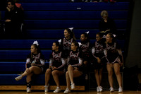 2016-02-23 Cheer at Boys Bball vs McCaskey