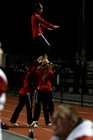11-27 Cheer, Crowd, & Pep Band at FB Playoffs at Central Dauphin