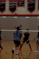 03-30 Var Boys Volleyball vs State College
