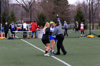 03-19 Var Girls Lax vs Cocalico Play Day