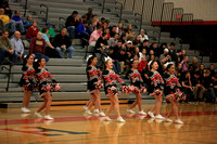 2014-12-15 Cheer & Crowd at Boys Bball Etown