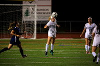 09-26 Var Girls Soccer vs Conestoga Valley