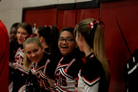 2015-12-16 Var Cheer at Boys Bball vs Solanco