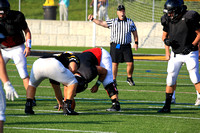 08-24 Football Scrimmage at Red Lion