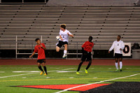 10-03 Var Boys Soccer vs McCaskey